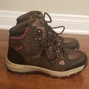 Boys waterproof hiking boots